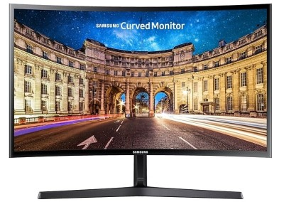 Save £22 at Ebuyer on Samsung C27F398 27 Curved Full HD Monitor