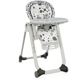 Save £20 at Argos on Chicco Polly Progress 4 Wheel Highchair - Anthracite