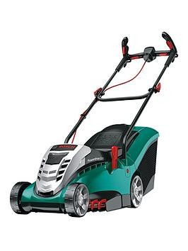 Save £45 at Very on Bosch Rotak 37 Lithium-Ion Ergoflex Cordless Rotary Lawnmower