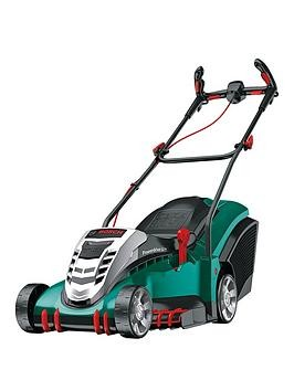 Save £75 at Very on Bosch Rotak 43 Lithium-Ion Ergoflex Cordless Rotary Lawnmower