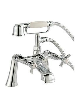 Save £21 at Very on Bristan Traditional Bath Shower Mixer - Chrome