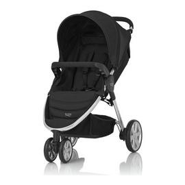 Save £30 at Argos on Britax Romer B-AGILE 3 Pushchair - Cosmos Black