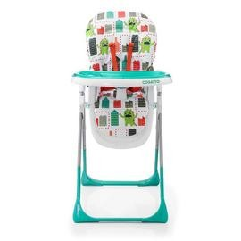 Save £20 at Argos on Cosatto Noodle Highchair - Monster Mob
