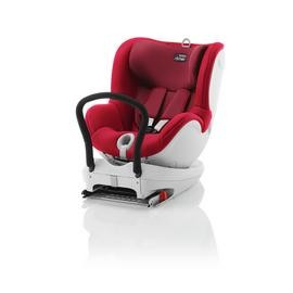Save £50 at Argos on Britax Romer DUALFIX Group 0+/1 Car Seat - Flame Red