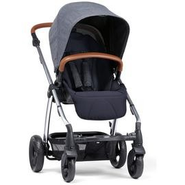 Save £100 at Argos on Mamas and Papas Sola 2 Stroller - Navy Marl