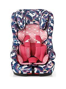 Save £25 at Very on Cosatto Hubbub Group 123 Isofix Car Seat - Magic Unicorns