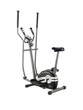 Save £20 at Very on Body Sculpture Magnetic 2 In 1 Elliptical Cross Trainer And Exercise Bike With Hand Pulse
