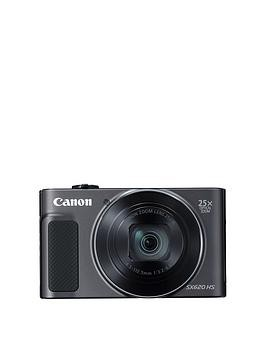 Save £25 at Very on Canon Powershot Sx620 Hs 20 Megapixel Digital Camera - Black