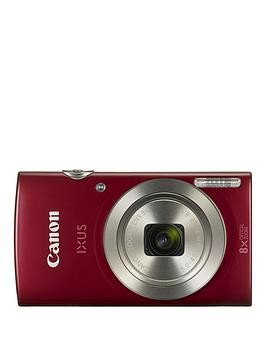 Save £10 at Very on Canon Ixus 185 20 Megapixel Camera - Red