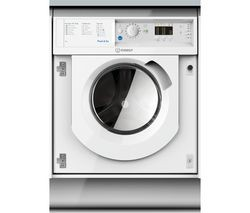 Save £40 at Currys on INDESIT BI WMIL 71452 UK Integrated 7 kg 1400 Spin Washing Machine - White