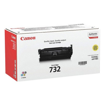 Save £28 at Ebuyer on Canon 732Y Yellow Toner Cartridge