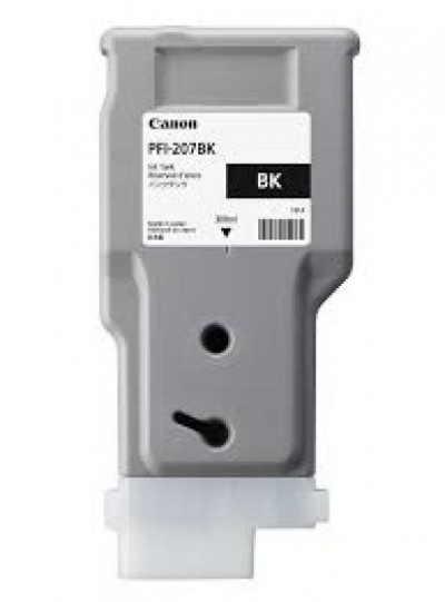 Save £20 at Ebuyer on Canon PFI-207BK Black Ink Tank 300ml