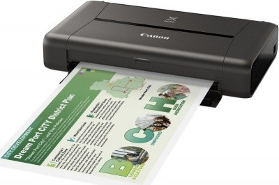 Save £38 at Ebuyer on Canon PIXMA IP110 Inkjet Photo Printer