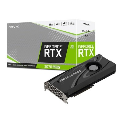 Save £77 at Ebuyer on PNY GeForce RTX 2070 SUPER 8GB BLOWER Graphics Card