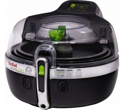 Save £29 at Currys on TEFAL YV960140 ActiFry 2in1 Fryer - Black, Black