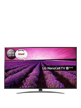 Save £100 at Very on Lg Lg 49Sm8600Pla 49 Inch 4K Nanocell Display Smart Tv With Local Dimming
