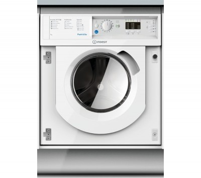 Save £40 at Currys on INDESIT BI WMIL 71452 UK Integrated 7 kg 1400 Spin Washing Machine - White, White