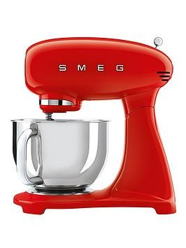 Save £50 at Very on Smeg Smf03Rd Stand Mixer - Red