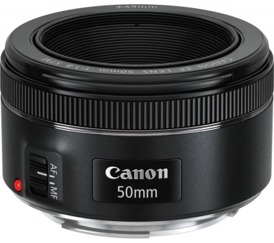 Save £15 at Currys on Canon EF 50 mm f/1.8 STM Standard Prime Lens