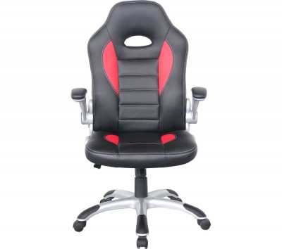 Save £12 at Currys on ALPHASON Talladega Gaming Chair - Black & Red, Black