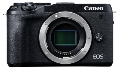 Save £280 at Argos on Canon EOS M6 Mark II Mirrorless Camera Body
