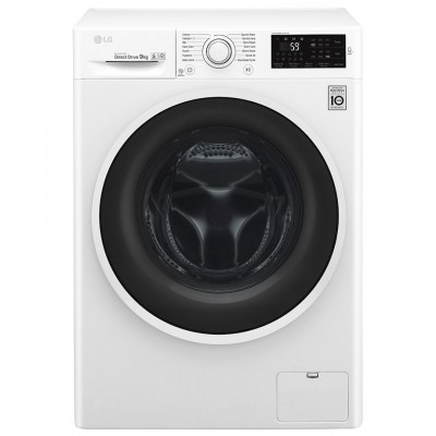 Save £50 at Appliance City on LG F4J609WN 9kg Washing Machine 1400rpm - WHITE