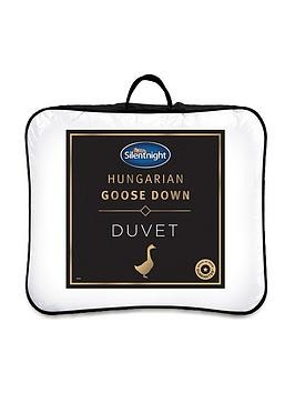 Save £66 at Very on Silentnight Ultimate Luxury Hungarian Goose Feather And Down 10.5 Tog Duvet