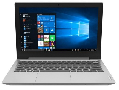 Save £22 at Ebuyer on Lenovo IdeaPad Slim AMD A4 4GB 64GB 11.6 Win10 Home Laptop - Grey