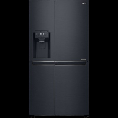 Save £150 at AO on LG GSL761MCXV American Fridge Freezer - Matte Black - A+ Rated