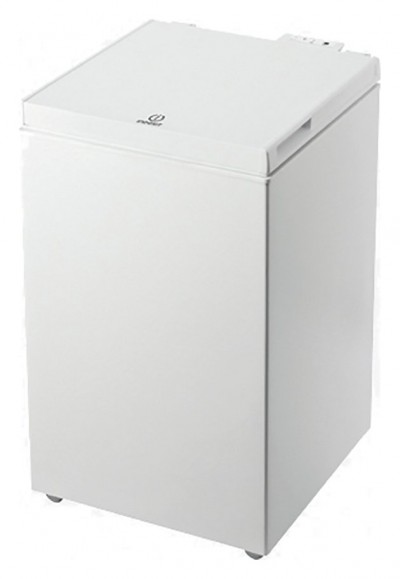 Save £40 at Argos on Indesit OS1A1002UK Chest Freezer - White