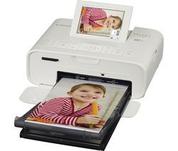 Save £20 at Currys on CANON SELPHY CP1300 Wireless Photo Printer - White