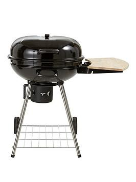 Save £41 at Very on 22 Inch Kettle Grill Charcoal Bbq With Side Table And Free Cover