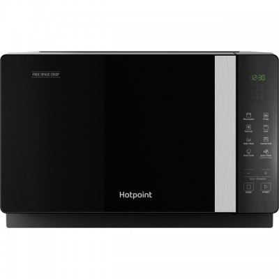 Save £34 at AO on Hotpoint FREE SPACE CRISP MWHF206B 20 Litre Microwave With Grill - Black