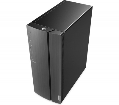 Save £80 at Currys on LENOVO IdeaCentre 510A-15ARR AMD Ryzen 3 Desktop PC - 1 TB HDD, Black, Black