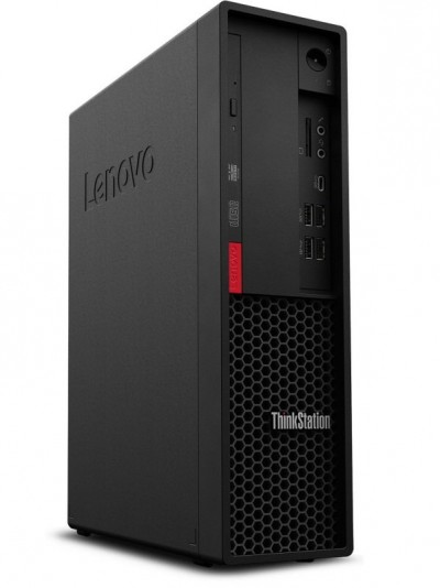 Save £169 at Ebuyer on Lenovo ThinkStation P330 SFF Gen 2 Workstation, Intel Core i7-9700 3GHz, 16GB 2666MHz, 512GB SATA SSD, DVDRW, Intel UHD, Windows 10 Pro, 3-year, Onsite