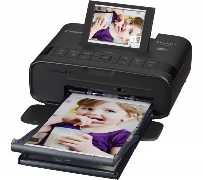 Save £20 at Currys on Canon SELPHY CP1300 Wireless Photo Printer - Black, Black