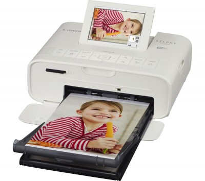 Save £20 at Currys on Canon SELPHY CP1300 Wireless Photo Printer - White, White