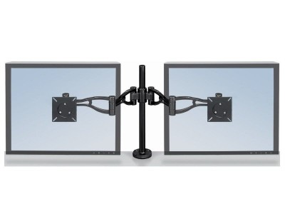 Save £88 at Ebuyer on Fellowes Professional Series Dual Monitor Arm