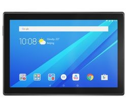 Save £20 at Currys on LENOVO Tab4 10 Tablet - 16 GB, Slate Black