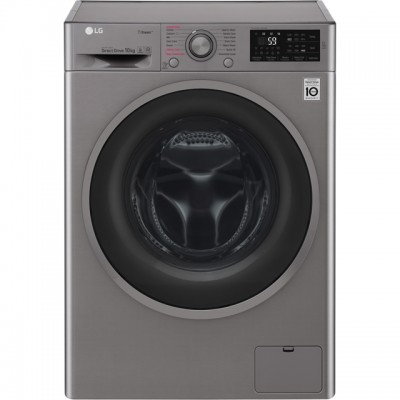 Save £180 at AO on LG J6 F4J610SS 10Kg Washing Machine with 1400 rpm - Graphite - A+++ Rated