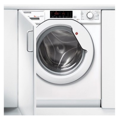 Save £40 at Appliance City on Hoover HBWM84TAHC80 8kg Fully Integrated Washing Machine 1400rpm