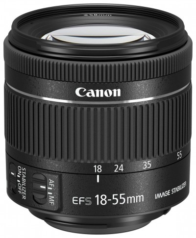 Save £31 at Argos on Canon EF-S 18-55MM F/4-5.6 IS STM Lens