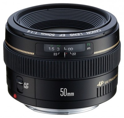 Save £63 at Argos on Canon EF 50mm f/1.4 USM Lens