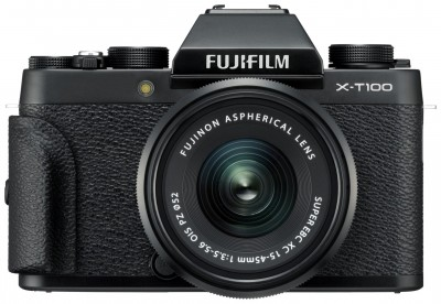 Save £190 at Argos on Fujifilm X-T100 Mirrorless Camera With XC 15-45mm Lens