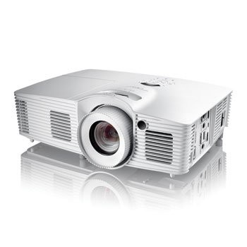 Save £180 at Scan on Optoma HD39Darbee Full HD Home Entertainment Projector 2xHDMI with Spe