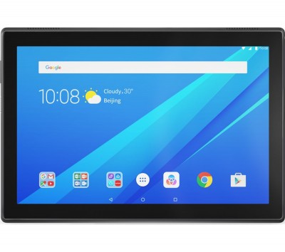 Save £20 at Currys on LENOVO Tab4 10 Tablet - 16 GB, Slate Black, Black