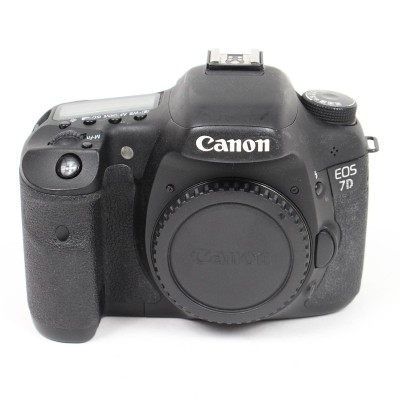 Save £30 at Wex on Used Canon EOS 7D Digital SLR Camera Body