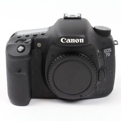Save £23 at Wex on Used Canon EOS 7D Digital SLR Camera Body