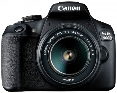 Save £90 at Argos on Canon EOS 2000D DSLR Camera with 18-55mm IS Lens
