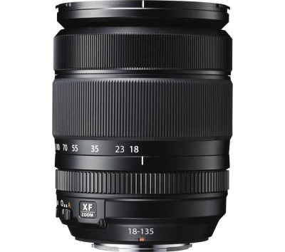 Save £100 at Currys on FUJIFILM Fujinon XF 18-135 mm f/3.5-5.6 Zoom Lens